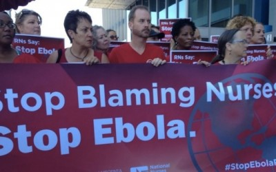 Battling Ebola: Nursing in the Era of Climate Change