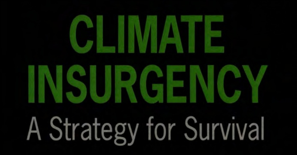 Climate Emergency: Global Insurgency