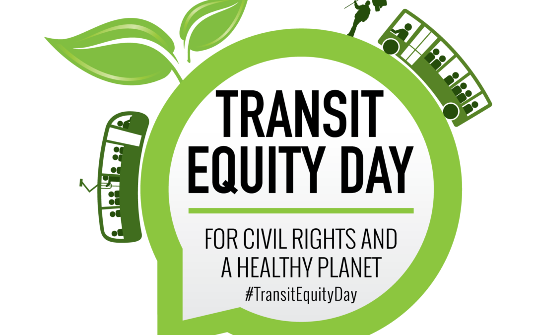 Transit Equity Day was a Success