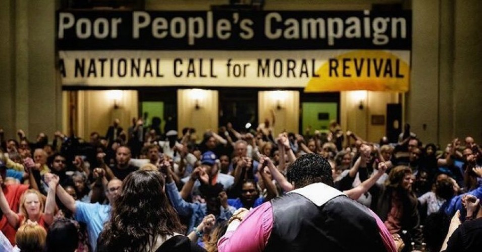 The New Poor People's Campaign: Seeds of a Non-Party Opposition?