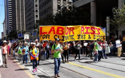 Labor Rises for Climate, Jobs & Justice in San Francisco on September 8th
