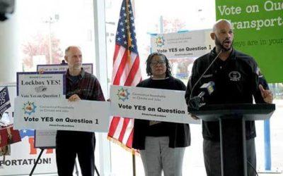 Connecticut Locks Up Transit Funding